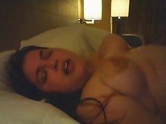 BBW orgasms for man