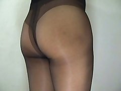 crossdresser only pantyhose