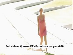 Christine funny adorable teenage babe public flashing