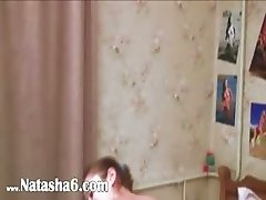 Natashas charming live show just for you