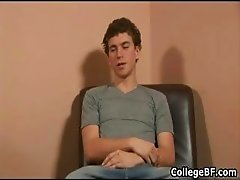 Alexander Green jerking his fine college part1
