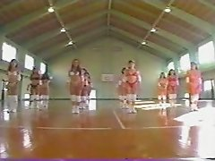 Nude Japenese Dodgeball 2