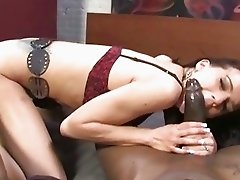 Hot Carina Roman banged by a black Cock