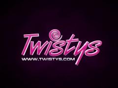 Twistys - Liz Ashley starring at Stayin Warm