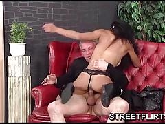STREETFLIRTS.com - fake casting agent porn