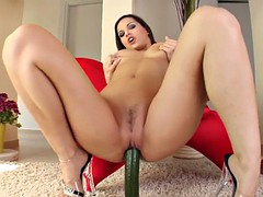 solo fingering with eve on sapphix