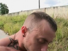 Gay twinks outdoor Real warm gay public sex