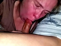 whore suck in car