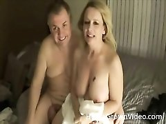 Cuckold reclaims his wife after another guy