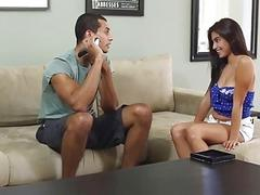 Sweet chick Michelle Martinez loves fucking