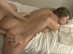 anna takes proper banging with a creampie during a massage therapy