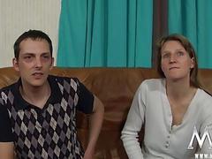 MMV FILMS Amateur German Couple