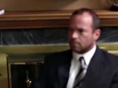 bound mormon ass fingered