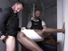 Photos police gay sex xxx first time Purse thief becomes cul