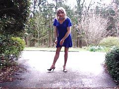 Jill Outside