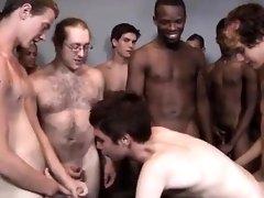 Facial cum shot gay movies For molten dude Landon nothing hi