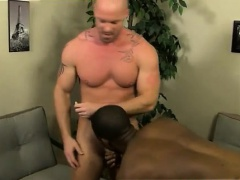Emo guy with huge dick gay Mitch Vaughn wants JP Richards to