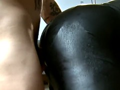submissive muscle stud deepthroating cocks