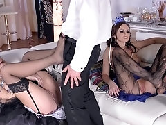 Sexy Resolutions: Lustful Foursome On New Year's Eve
