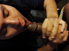 sucking black dick in Miami