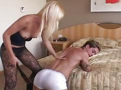 Erotic TS Thays gets her ass rammed hard