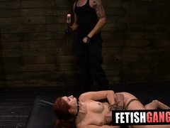BDSM Whore in the basement