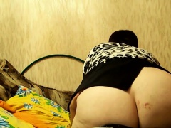 Chubby Mature Woman And A Younger Lover