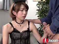 Seira Matsuoka Dripping from her pussy