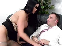 Jasmine Jaes anal pound by Keiran Lee