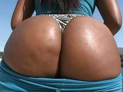 Ebony delights with her zealous ramrod suckings