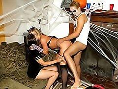 Halloween party hardcore