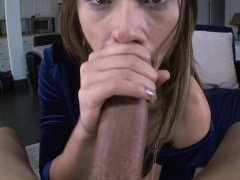 Callie Calypso takes a cock in her ass and fucking loves it!