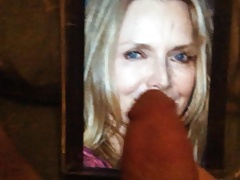 Michelle Pfeiffer Cum tribute flinging it