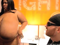 Sub Is Dominated by BBW Cotton Candi and Spice Dancer
