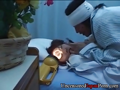Uncensored Japanese porn - nurses and bdsm