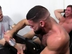 Men feet stroking cock gay first time Connor Maguire Tickled