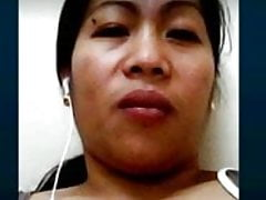 naughty Filipina Keith boobs show