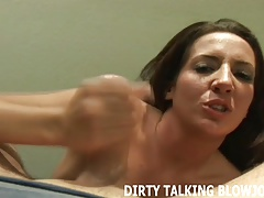 Fill my warm mouth with your hot cum JOI