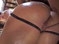 dirty and messy fuck with exceptionally curvy spanish hoe nekane