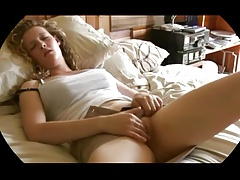 Preciosa masturbacion