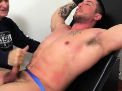 Gay hardcore fuck porn Casey More Jerked & Tickled