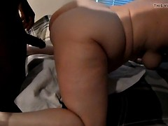 She loves BBC in the ass