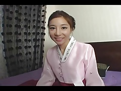 Korean girl got Japanese CHINPO -COCK- 5