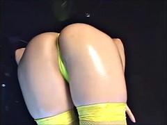 fap challlenge - japanese micro dancers ass compilation