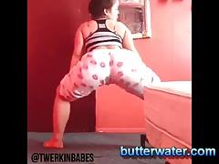 PAWG Twerking