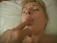 Big titted wife surprised