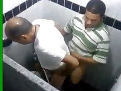 An arab doctor being fucked in Oran hospital