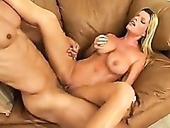 Kristal Summers with a great body fucked