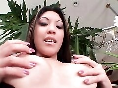Nautica Thorn fondled and sucking dick in POV