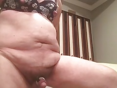 Artemus - Crossdressed, Stripping, Stroking, Cum